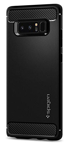 (Spigen)Galaxy Note 8 ケース, [ TPU 米軍ート...
