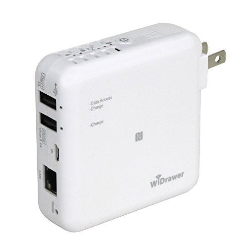 ラトックシステム Wi-Fi USBリーダー (スマホ・タ...