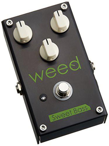 weed(ウィード) エフェクター Sweet Bass / OverD...