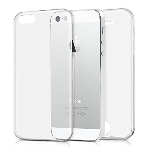 kwmobile クリスタル ケース Apple iPhone SE / 5...