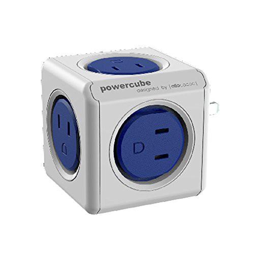 POWER CUBE キューブ型 電源 コンセント 5個口 ブ...