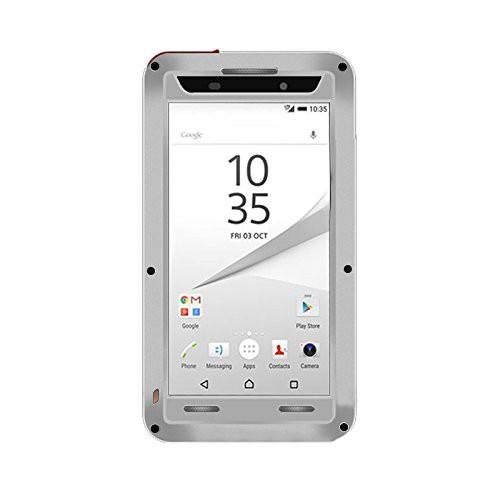 Xperia Z5ケース Sonyカバースマホ カバー 軍用 ...