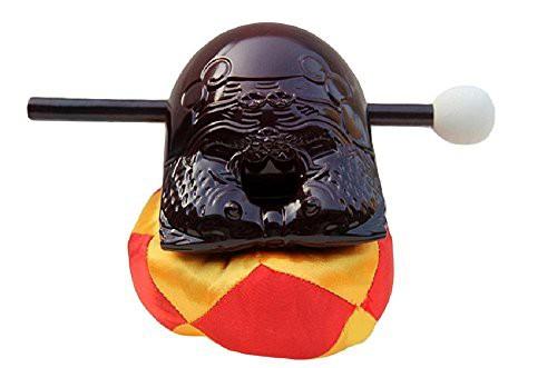 ポクポク木魚(もくぎょ)木魚 布団 バチ 3点セッ...
