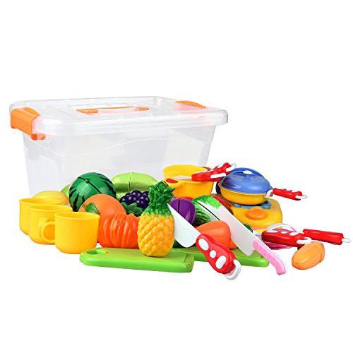 おままごと ごっこ遊び 台所おもちゃ 切れる 果物...