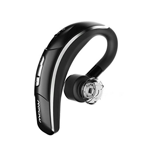 Mpow Bluetooth片耳 車用 ビジネス ブルートゥー...