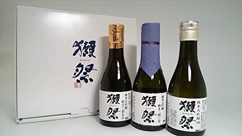 獺祭(だっさい) 純米大吟醸 飲み比べ 180ml×3本...