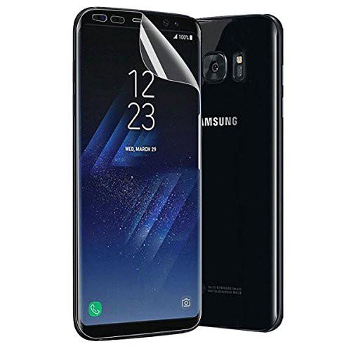 Galaxy S8保護フィルム, PEROME ギャラクシーS8 ...