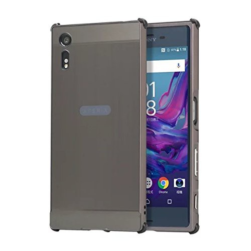 (YOUNGE)For Sony Xperia XZ ケース バンパー ...