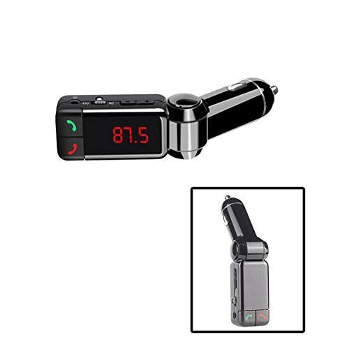 車載充電器 Bluetoothのハンズフリー車充電器MP 3...