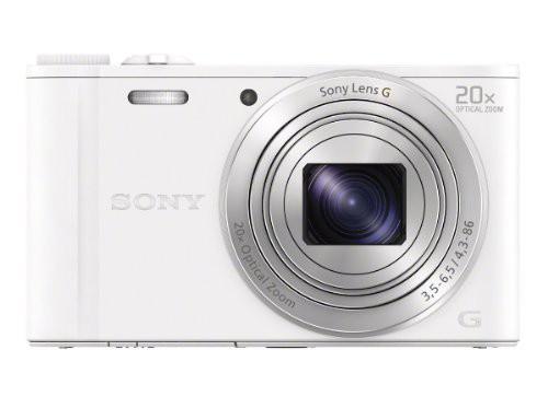 SONY デジタルカメラ Cyber-shot WX350 光学20倍 ...