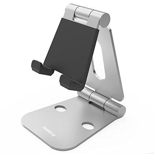 iPad/タブレット用スタンド 折り畳み式 270°自由...