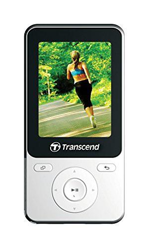 TRANSCEND MP3プレーヤー MP710 8GB ホワイト TS8...