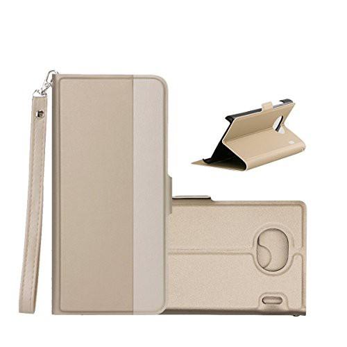 Qua phone QX KYV42 ケース TopACE DIGNO V 手帳...