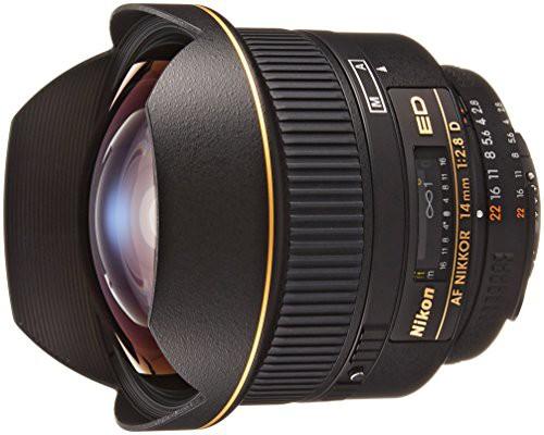Nikon 単焦点レンズ Ai AF Nikkor ED 14mm f/2.8D...