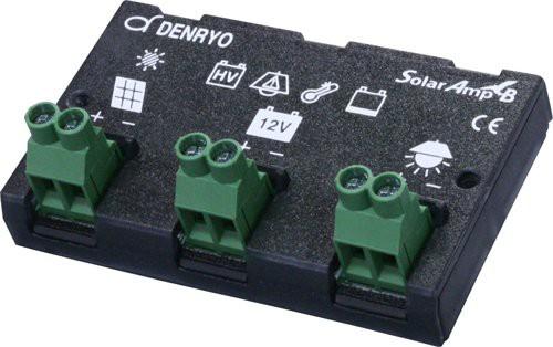 電菱 太陽電池充放電コントローラー Solar Amp ...