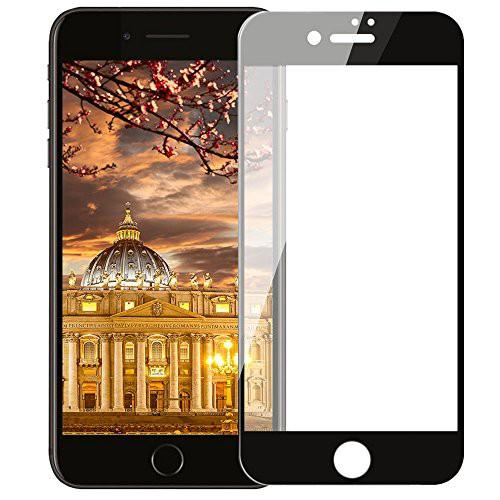 iPhone8 Plus ガラスフィルム 3D全面保護 アメリ...