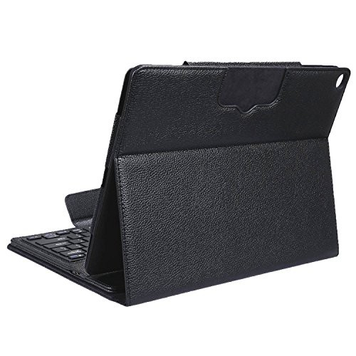 Mosiso iPad Pro 12.9 ケース「US配列」ワイヤレ...
