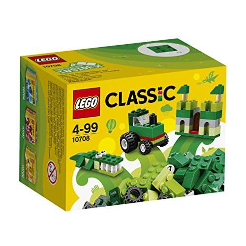 レゴ(LEGO)クラシック アイデアパーツ(緑) 10708