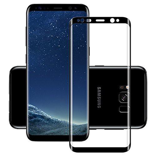 Gimody Samsung Galaxy S8 plus フィルム,全面保...