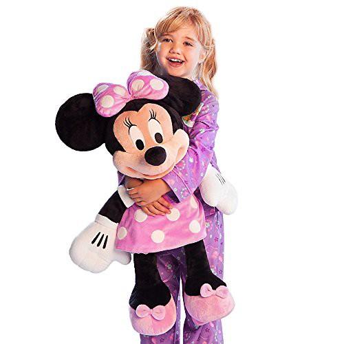Disney ディズニー Minnie Mouse Plush ミニーマ...