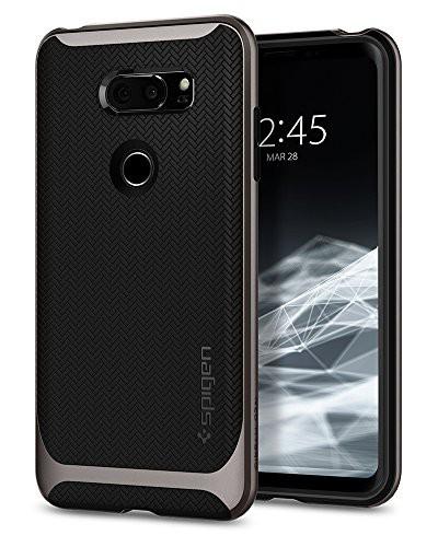 Spigen シュピゲン スマホケース LG V30+ LG V30 ...