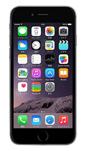 Apple SoftBank iPhone6 A1586 (MG472J/A) 16GB ...