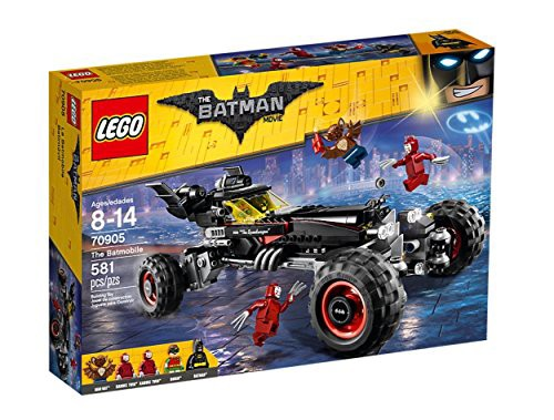 レゴ(LEGO) バットマンムービー バットモービル 7...