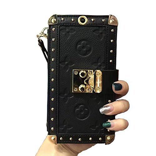 iphone8 plus ケース 手帳型 ブランド カード収納...