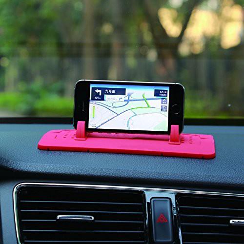 EReachシリコンスマートフォン・携帯車載GPSホル...
