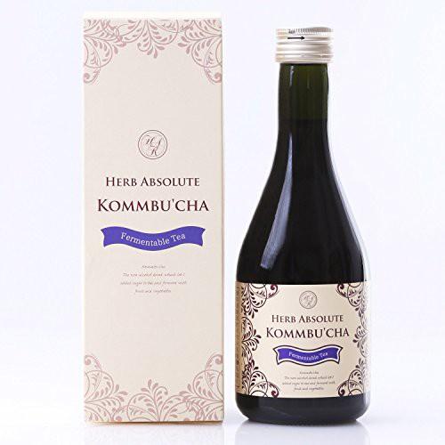 コンブチャ 紅茶キノコ ハーブアブソリュートコン...
