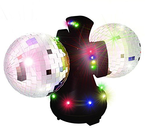 ツインミラーボール CLV-504