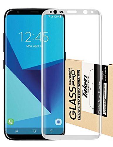 Galaxy S8 Plus 強化ガラスフィルム, Taken Gala...