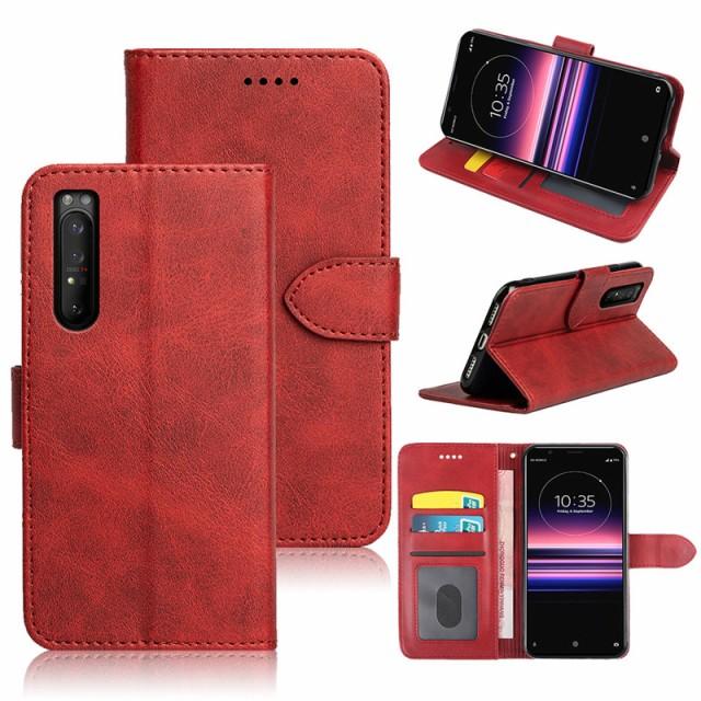xperia 5 ii 携帯ケース xperia 5 ii 手帳型ケー...