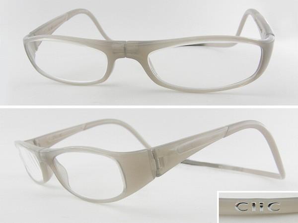 クリックリーダーClic度数+2.00老眼鏡アイスバー...