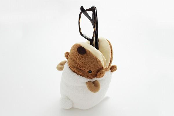 アニマルスタンド 眼鏡 メガネスタンド 羊 メリー...