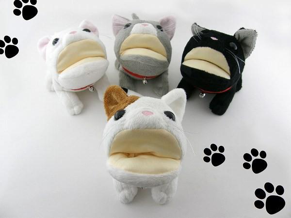 ■新品■メガネスタンド 三毛猫 猫 ねこ 三毛ちゃ...