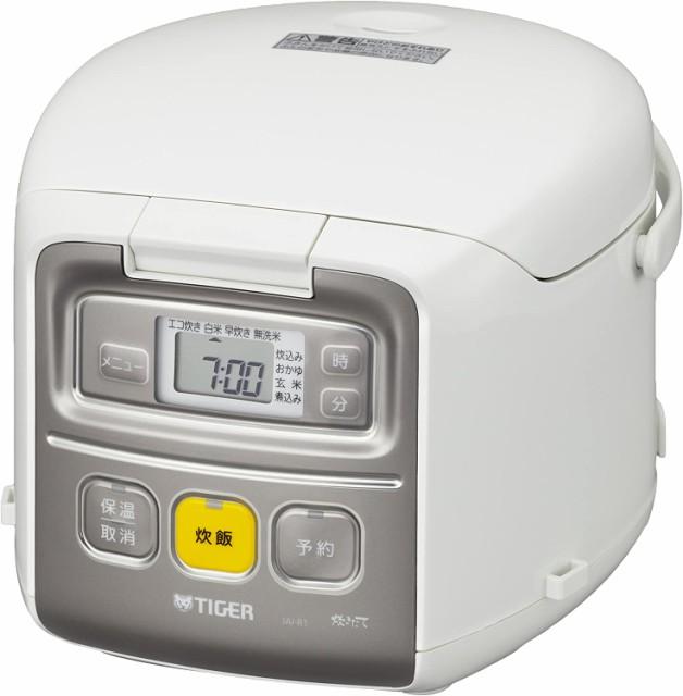 タイガー魔法瓶(TIGER) 炊飯器 一人暮らし用3合炊...