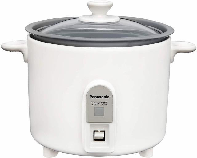 パナソニック 炊飯器 1.5合 ひとり暮らし 小型 ミ...