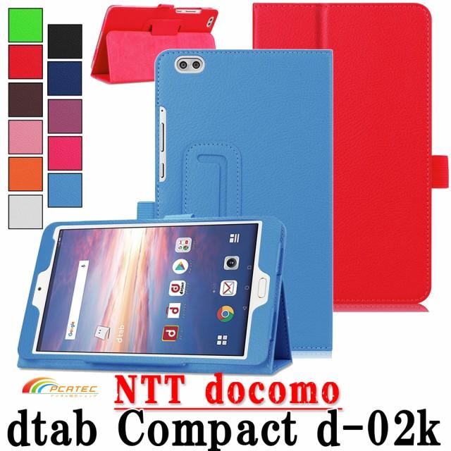 【送料無料】  NTT docomo dtab Compact d-02k 専...