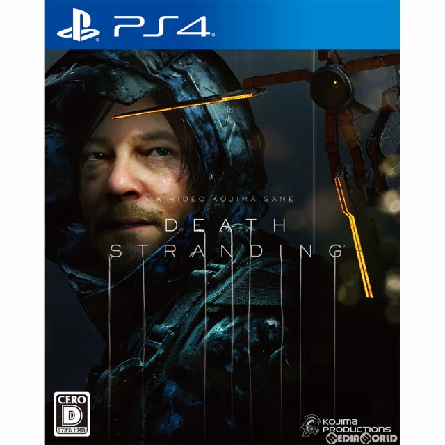 【中古即納】[PS4]DEATH STRANDING(デス・ストラ...