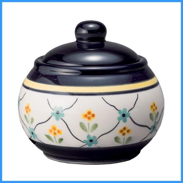 キャニスター 調味料容器 保存容器 陶器 カワイイ...