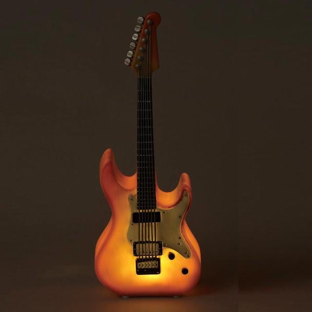 デコインテリアライト エレキギター インテリアラ...