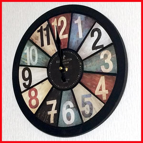 時計|壁掛け|おしゃれ|アメリカン雑貨|アンテ...