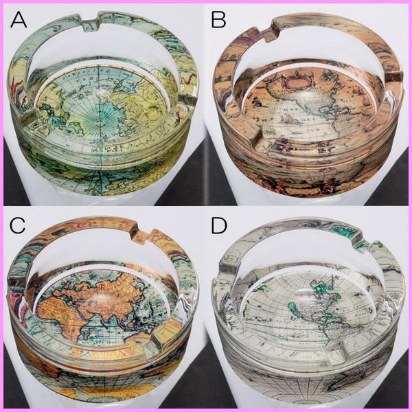 灰皿|ガラス|おしゃれ|おもしろ雑貨|レトロチ...