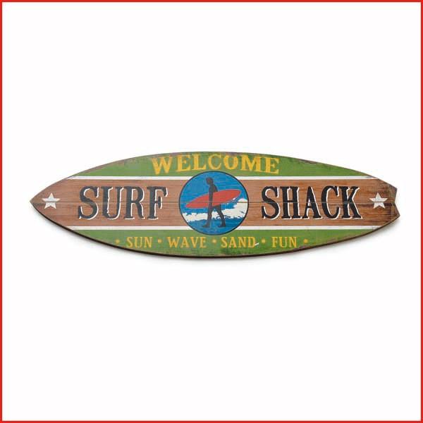サーフ デザインボード SURF SHACK サインボード ...