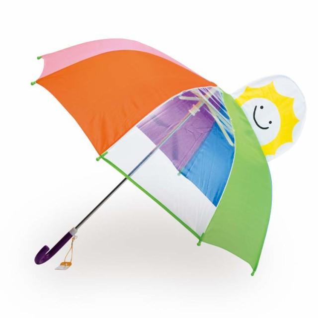 傘 キッズ 子供用 かわいい 雨具 ビューアンブレ...