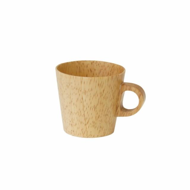 リストロ ウッドマグ (S) マグカップ  木製 食器 ...