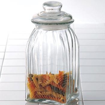 グラスジャー スレンダー (M) 保存容器 ガラス 調...