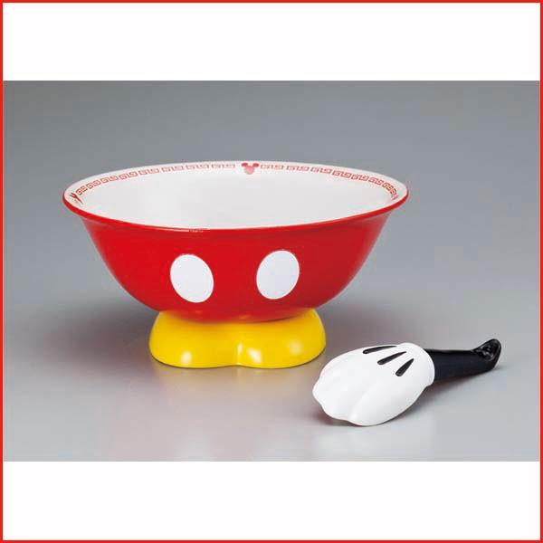 ディズニー 食器 ミッキーマウス ラーメン どんぶ...