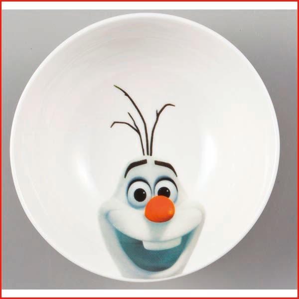茶碗 ディズニー 食器 アナと雪の女王 オラフ ご...